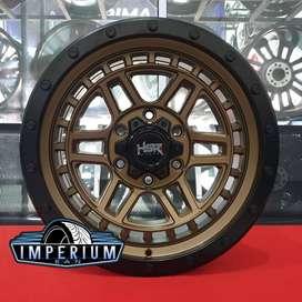 Velg Mobil Fortuner Pajero Hilux DC Triton Ring 17 HSR