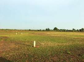 Diverted plot at only 250/- per sqft Instalment facility at new raipur