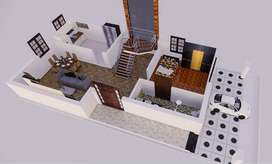1500 Sq.ft , 3BHK Independent Villas for Sale