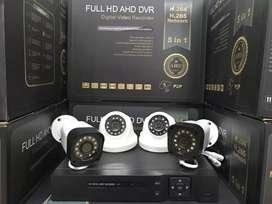 Termurah Cctv paket 4 kamera