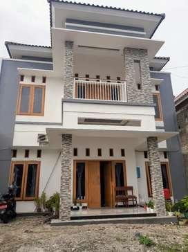 Rumah baru siap huni 2 lantai