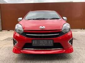 Toyota Agya TRD Matik Istimewa