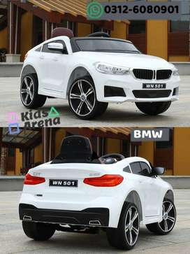 Battery operated car for kids BMW shape