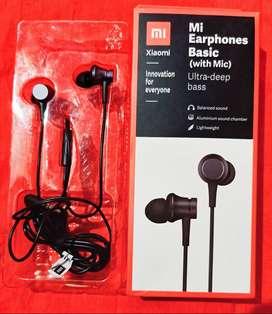 """Xiaomi earphones""""ultra deep bass"""""""