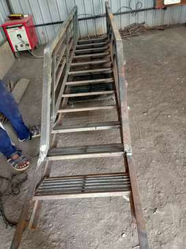 we do all kind of welding Fabrication works att wery affordable rates?