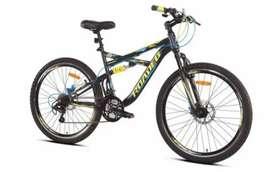 Hercules unisex Roadeo Mountain bike hannibal good condition for sale