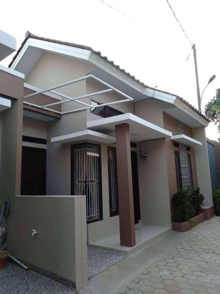 Rumah Baru Murah CLUSTER STRATEGIS Dekat Setu Babakan JAGAKARSA 550 Jt 0