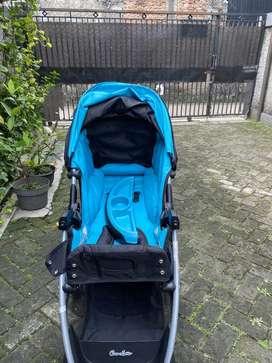 Stroller anak bayi merk chocolate bayi anak