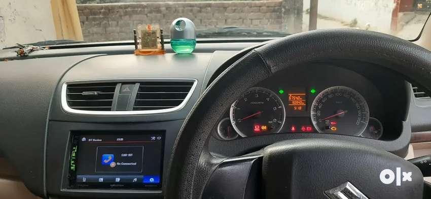 Maruti Suzuki Swift Dzire 2012 Diesel Well Maintained 0