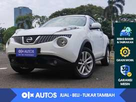 [OLX Autos] Nissan Juke 1.5 RX Red Interior A/T 2013 Putih