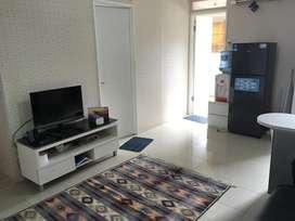Apartemen Kalibata City Green Palace 3BR ubah 2BR Full Furnished