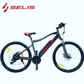Jual sepeda listrik, motor listrik dll
