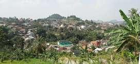 tanah view gunung dan kota cocok tuk villa dan rumah mewah