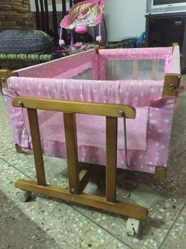 Kids Movable Bed
