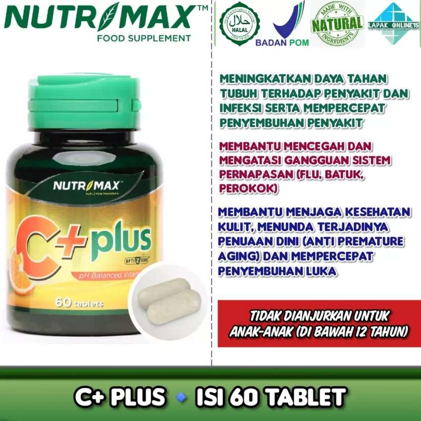 Nutrimax C plus - Daya tahan tubuh, mengatasi sakit gigi, stamina imun 0