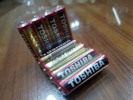 Toshiba Battery Cell for Home, Office, Toys and Professional Use.