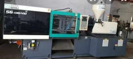 Injection molding machine over head/not for sell
