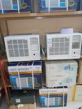 Pune Ton Window AC Inverter 0.75 ton Wholesale shop