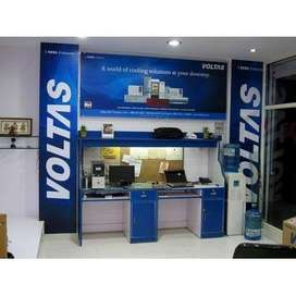 VOLTAS  process hiring for Back Office /Data Entry/CCE