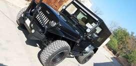 Panwar Thar jeep modified