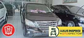 [Lulus Inspeksi] Toyota Kijang Innova G MT Diesel th 2014 siap pakai
