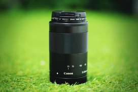 Canon EF-M 55-200 mm F4.5-6.3 IS STM
