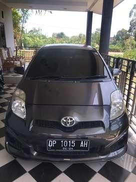 Jual Toyota yaris  TRD 2012
