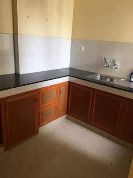 Kaloor SRM road fully furnished1bhk flat for rent