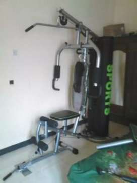LIFE SPORT HOME GYM 1 SISI