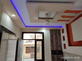 3 Bhk builder floor luxury flat best location near metro station