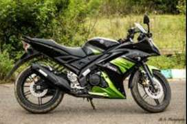 YAMAHA R15 S IN VERY GOOD CONDITION