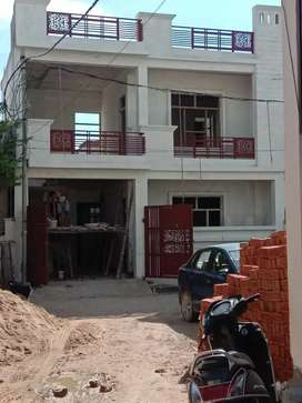 3bhk Double Story house with Bank Finance Gated Colony Indira Nagar