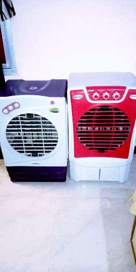 Blue cooler -Rs.1800 ,  Red cooler -Rs.1800