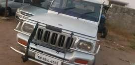 Mahindra Bolero SLX, 2003, Diesel