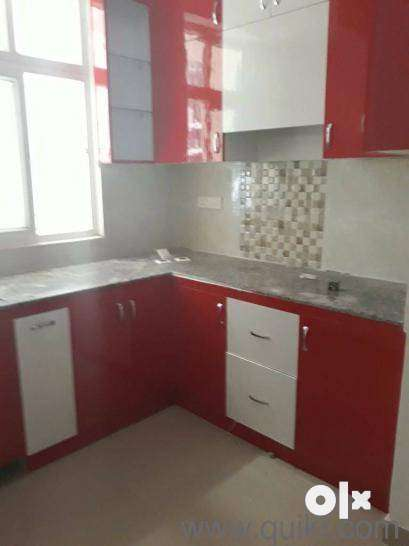 2bhk flat for rent crossing republik wood work complete flat.. 0