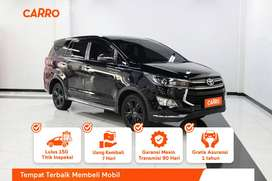 Toyota Innova 2.0 Venturer AT 2018 Hitam