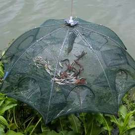 HS perangkap / jaring ikan lipat 8 lobang