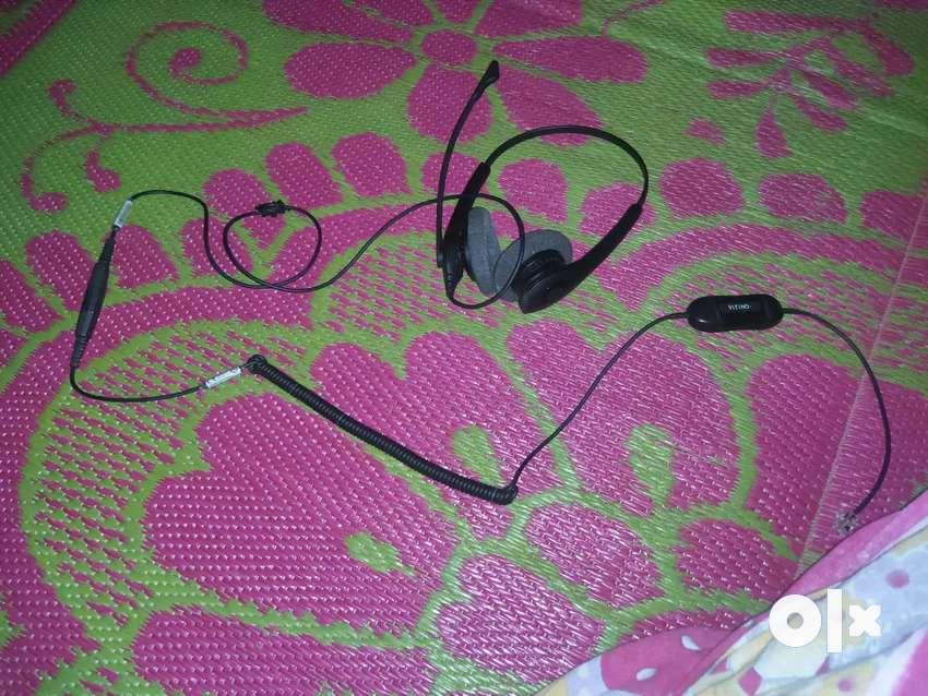Jabra headset with mic