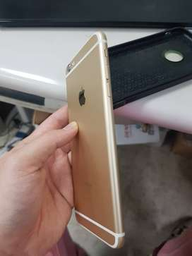 apple i phone 6SPLUS refurbished are available on Good price with COD