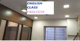 CBSE/ICSE English Class (AC) in VIP Keshtopur