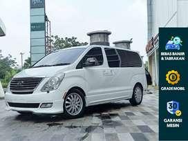 [OLXAutos] Hyundai H1 2.5 CRDI 2012 A/T Putih #Autotrust