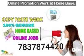 Home Based works or anywhere / online installation / Daily payments