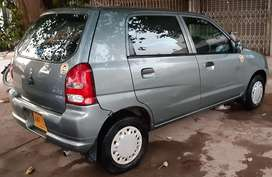 Car For Rent Alto 2012