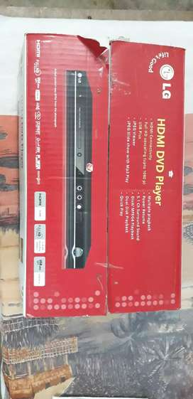 Selling of DVD player