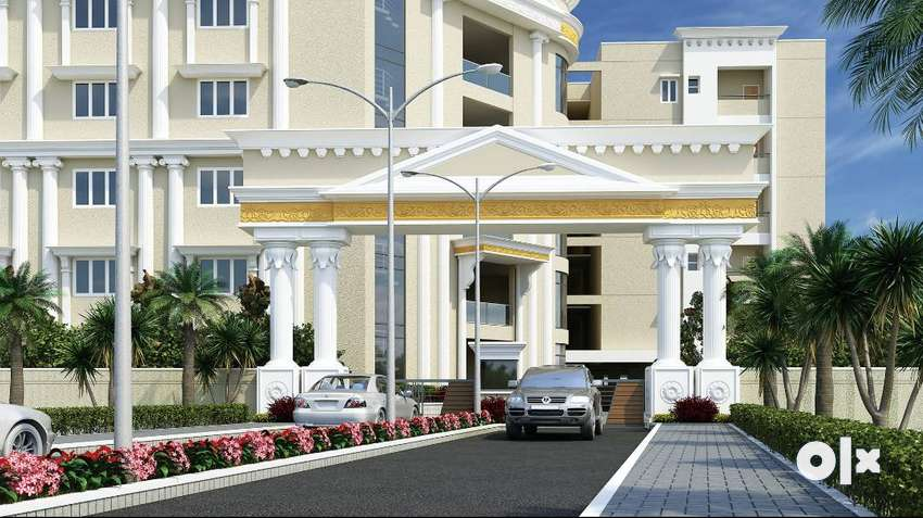 3 BHK Premium Flats in Gollapudi, Vijayawada - Possession-Aug 2019 0