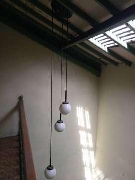 Lampu Gantung Modern
