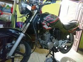 Honda tiger 2005