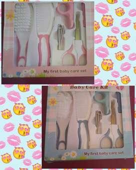 Set baby care kit