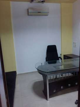 fully furnished offfice available on rent