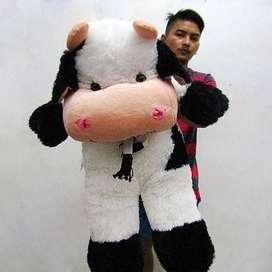 Boneka Sapi Syall Jumbo Rasfur ID935